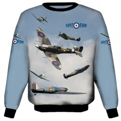SPITFIRE SWEAT SHIRT
