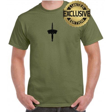 Royal Marines Commando cotton t-shirt