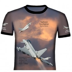 EURO-FIGHTER-SWES T-SHIRT