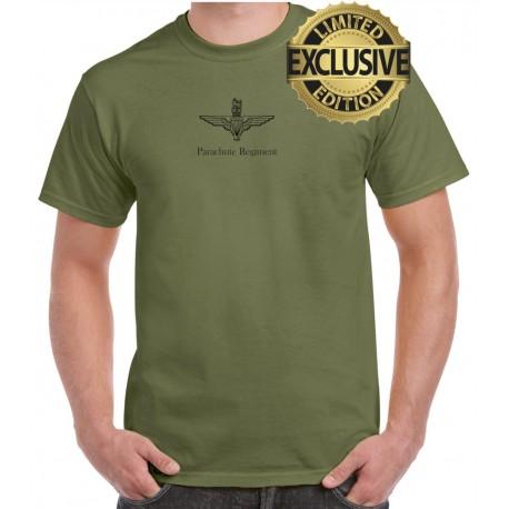 Parachute Regiment cotton t-shirt
