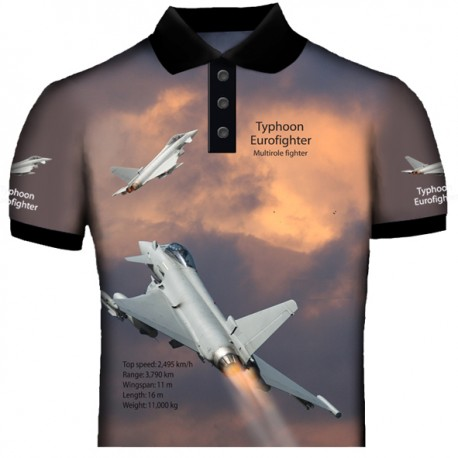 EURO-FIGHTER-SWES POLO SHIRT