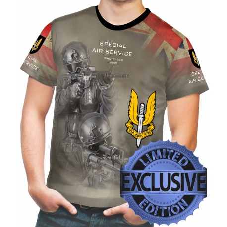 SPECIAL AIR SERVICE T-SHIRTS