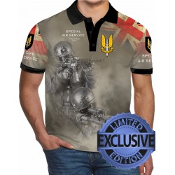SPECIAL AIR SERVICE POLO SHIRTS