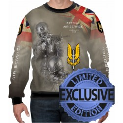 SPECIAL AIR SERVICE SWEATSHIRT