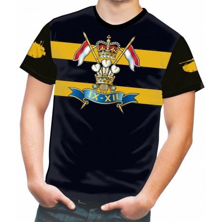 9th /12th Lancers T Shirt