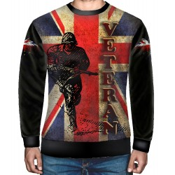 BRITISH VETERAN SWEATSHIRT