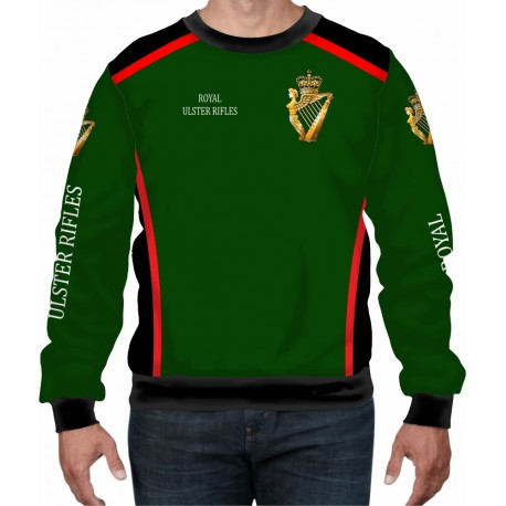 ROYAL ULSTER RIFLES SWEATSHIRTS