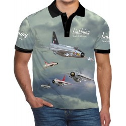 ELECTRIC LIGHTNING POLO SHIRT