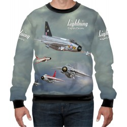 ELECTRIC LIGHTNING SWEATSHIRT