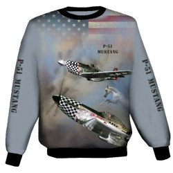 MUSTANG SWEAT SHIRT
