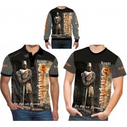 THE KNIGHTS TEMPLAR T-SHIRT