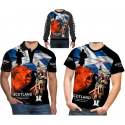 Lion of Scotland Robert the Bruce T Shirt