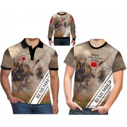 NEW BATTLE OF THE SOMME CLOTHING BRITISH ARMY