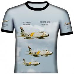 F-86 SABRE T SHIRT