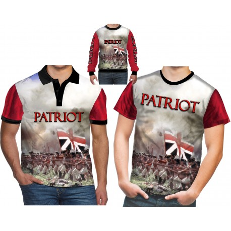 REMEMBER BRITISH PATRIOT UK T SHIRT POLO , SWEATSHIRT