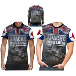APPACHE ATTACK CHOPPER T SHIRTS