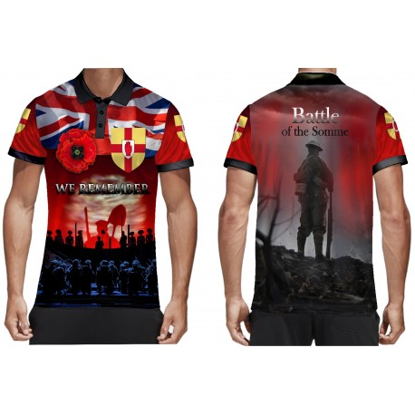 battle of the somme T SHIRTS