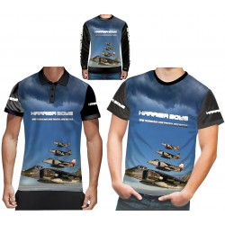 HARRIER BOYS T SHIRTS
