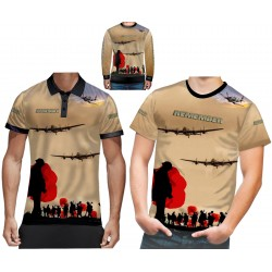 REMEMBER WW2 T-shirt RAF