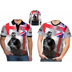 THE UNION PATRIOT T SHIRT