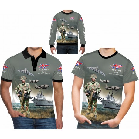 FALKLANDS WAR shirts