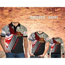 BRITISH ARMY SHIRTS
