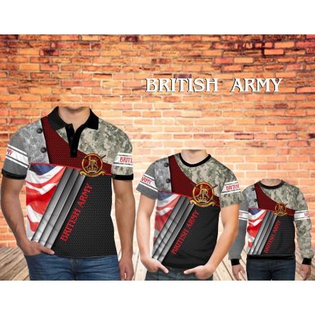 BRITISH ARMY SHIRTS