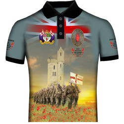 SOMME- MEMORIAL TOWER POLO-SHIRT