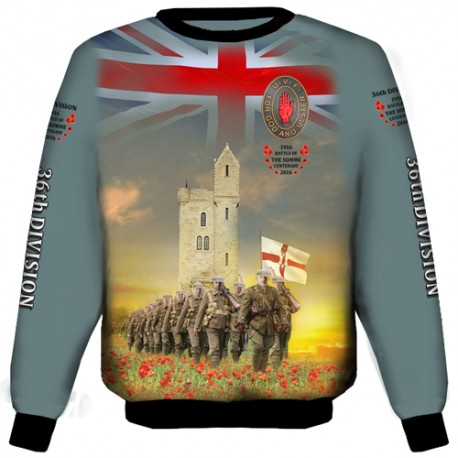SOMME- MEMORIAL TOWER SWEAT-SHIRT
