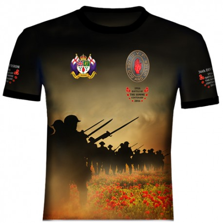 SOMME UVF T-SHIRTS