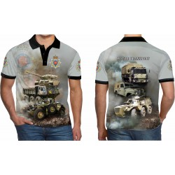 MOTOR TRANSPORT POLO SHIRTS