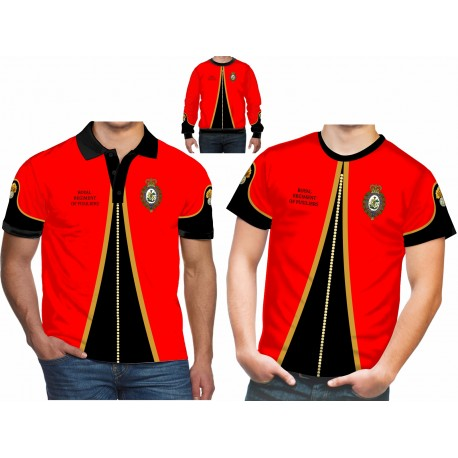 royal regiment of the fusiliers shirts