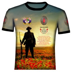ULSTER WE SHALL NOT FORGET T-SHIRTS