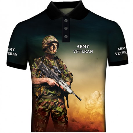 VETERAN POLO SHIRTS