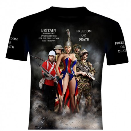 BRITISH CIVILISATION T-SHIRTS