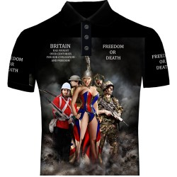 BRITISH CIVILISATION POLO SHIRTS