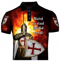 ENGLISH KNIGHT POLO SHIRTS