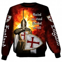 ENGLISH KNIGHT WEAT-SHIRT