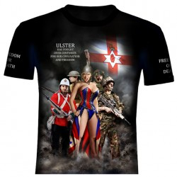 ULSTER FREEDOM T-SHIRTS