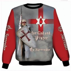 ULSTER KNIGHT TEMPLER SWEAT SHIRTS