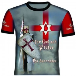 ULSTER KNIGHT TEMPLER T-SHIRTS