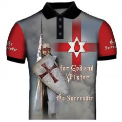 ULSTER KNIGHT TEMPLER POLO SHIRTS