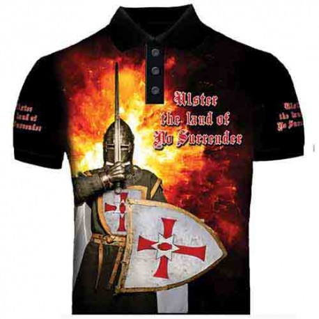 ULSTER KNIGHT POLO SHIRTS