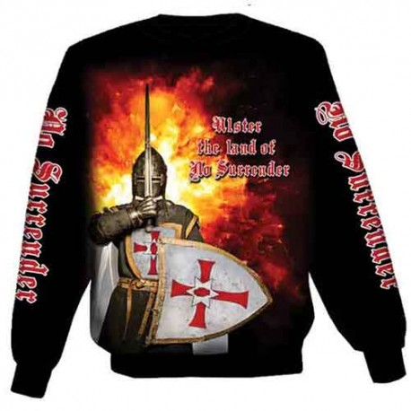 ULSTER KNIGHT SWEAT SHIRTS