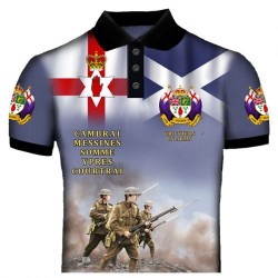 ULSTER SCOTS 36TH DIVISION POLO SHIRTS