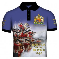 WILLIAM OF ORANGE POLO SHIRTS