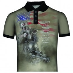 FREEDOM POLO SHIRTS