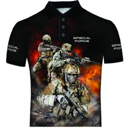SPECIAL FORCE POLO SHIRTS