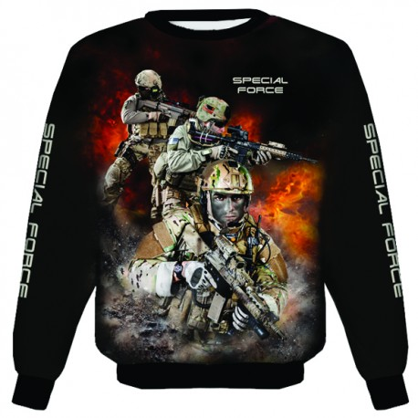 SPECIAL FORCE SWEAT SHIRTS