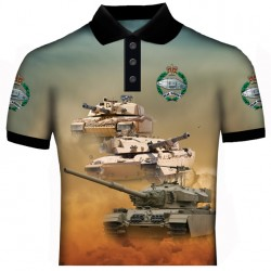 BATTLE TANK POLO SHIRTS